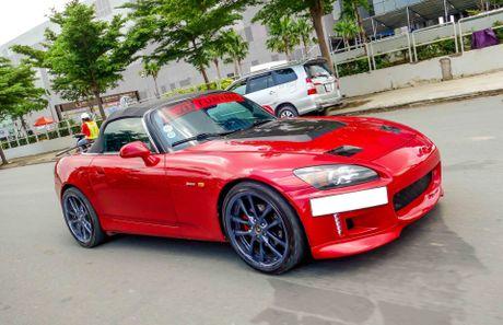 Honda S2000 hang hiem do 700 trieu dong o Sai Gon - Anh 5