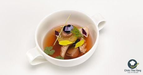 Chiec thia vang: Huong dan lam sup muc tuoi - Anh 1