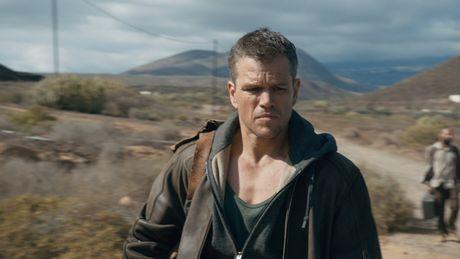 'Jason Bourne' chinh thuc can moc doanh thu 400 trieu USD - Anh 1