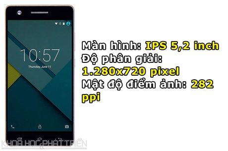 Can canh smartphone selfie vua len ke voi gia 3,29 trieu dong - Anh 5