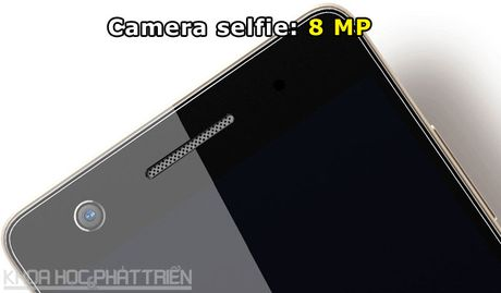 Can canh smartphone selfie vua len ke voi gia 3,29 trieu dong - Anh 8