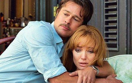 Brad Pitt khong muon han gan voi Angelina Jolie, len gap Jennifer Aniston? - Anh 1