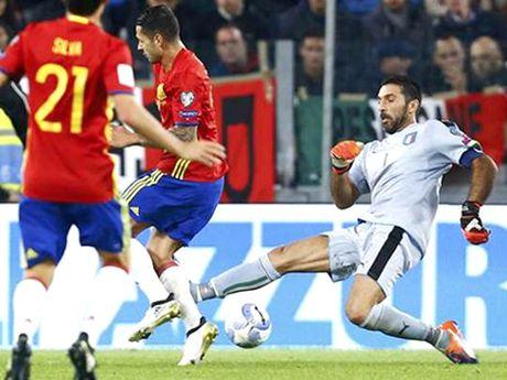 Buffon phan anh bo mat cua Italy - Anh 1