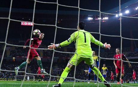 CAP NHAT tin sang 8/10: Ronaldo lap 'poker'. Phap, Bi dai thang. Mourinho ra yeu cau voi Bailly - Anh 2