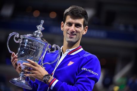 Novak Djokovic: Vinh quang va ap luc - Anh 1