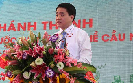 Ha Noi khanh thanh nha may xu ly nuoc thai lang nghe lon nhat ca nuoc - Anh 3