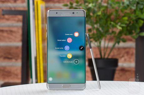 Samsung Note 7 moi gay ra 3 vu chay no trong vong mot tuan - Anh 1