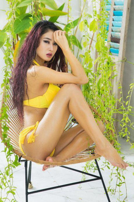 Hut mat ngam DJ mien Tay Oxy dien ao tam - Anh 4