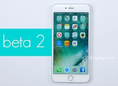Apple tung ban cap nhat iOS 10.1 beta 2 - Anh 1