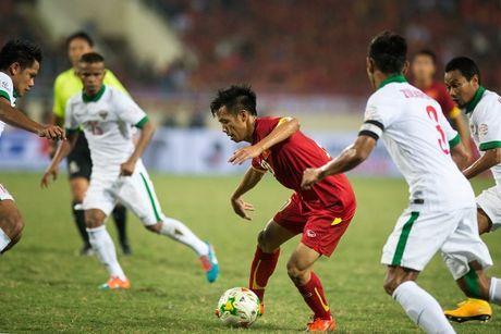 Nhan dinh, du doan ket qua Indonesia vs Viet Nam (16h45): Trinh dien hinh hai khac - Anh 1