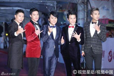 My nhan dep 'nghieng thanh' tren tham do Oscar xu Dai - Anh 12