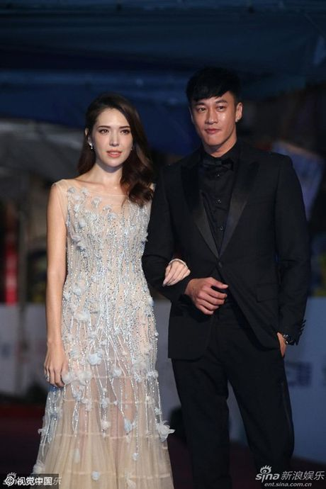 My nhan dep 'nghieng thanh' tren tham do Oscar xu Dai - Anh 1