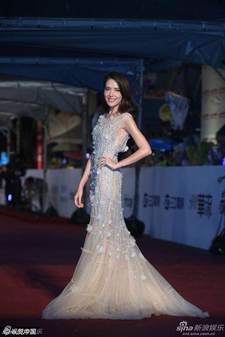 My nhan dep 'nghieng thanh' tren tham do Oscar xu Dai - Anh 2