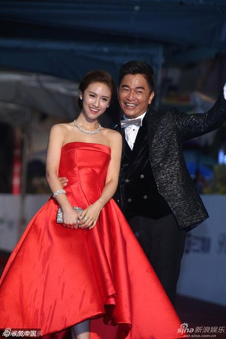 My nhan dep 'nghieng thanh' tren tham do Oscar xu Dai - Anh 4