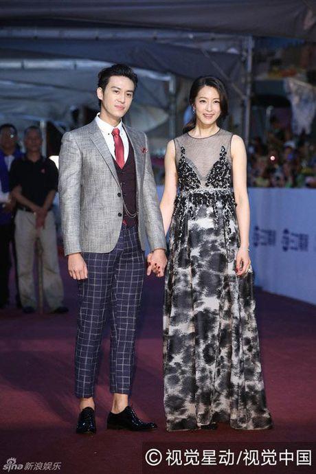 My nhan dep 'nghieng thanh' tren tham do Oscar xu Dai - Anh 5