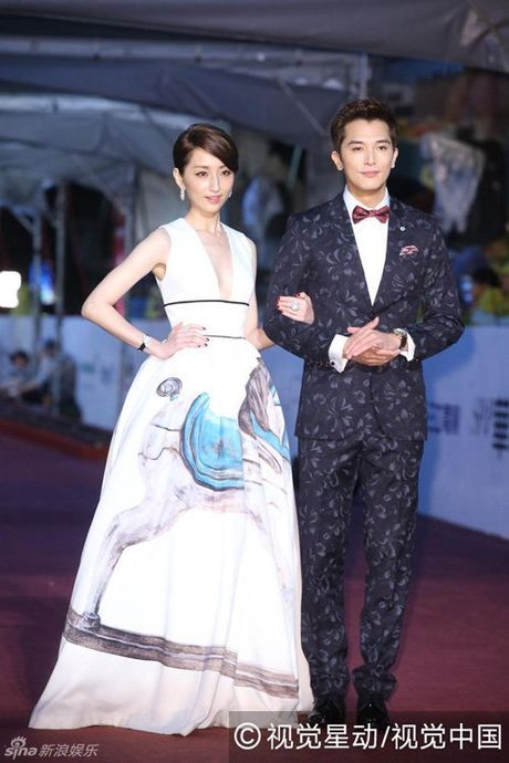 My nhan dep 'nghieng thanh' tren tham do Oscar xu Dai - Anh 9