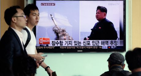 Trung Quoc chuan bi ke hoach thay the Kim Jong-un? - Anh 1