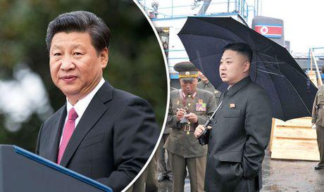 Trung Quoc chuan bi ke hoach thay the Kim Jong-un? - Anh 2