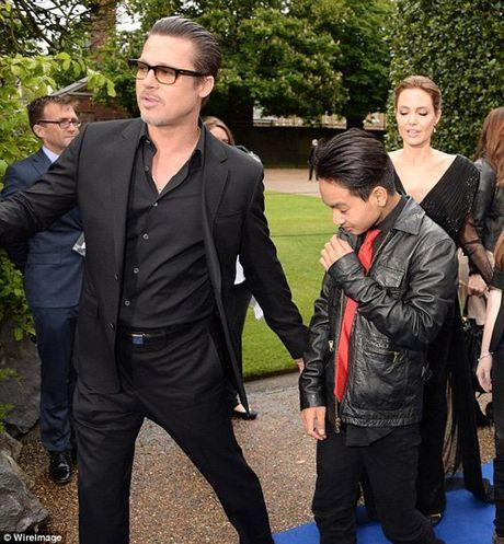 Ket qua dieu tra vu Brad Pitt bao hanh con trai nuoi - Anh 1