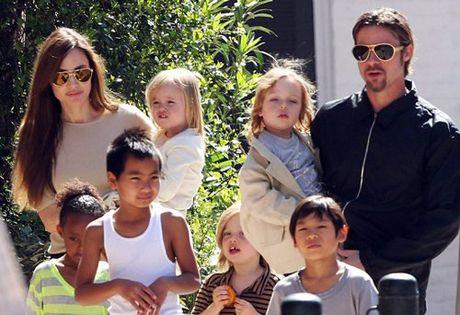 Ket qua dieu tra vu Brad Pitt bao hanh con trai nuoi - Anh 2
