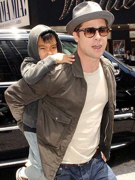 Ket qua dieu tra vu Brad Pitt bao hanh con trai nuoi - Anh 5