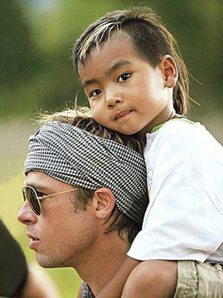 Ket qua dieu tra vu Brad Pitt bao hanh con trai nuoi - Anh 8