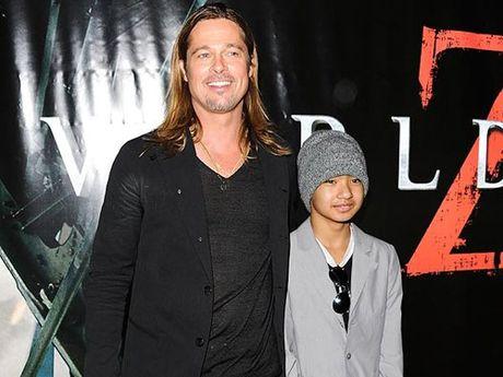 Ket qua dieu tra vu Brad Pitt bao hanh con trai nuoi - Anh 9