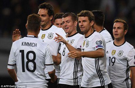 Duc 3-0 CH Sec: Thang de nho Thomas Muller va Toni Kroos - Anh 2