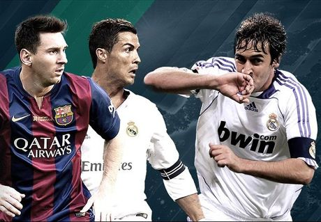Cau thu vi dai nhat La Liga: Messi thu 4, Ronaldo thu... 23 - Anh 1