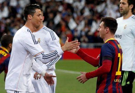Cau thu vi dai nhat La Liga: Messi thu 4, Ronaldo thu... 23 - Anh 2