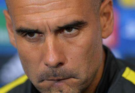 Pep Guardiola 'lot xac' the nao khi ve Man City? - Anh 1