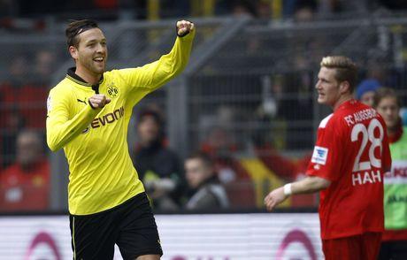 10 ban hop dong dang quen cua Dortmund trong 20 nam qua - Anh 9