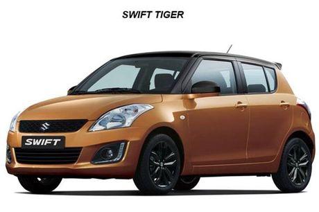 Suzuki ban dac biet Swift Tiger 'chot gia' 339 trieu dong - Anh 2