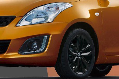 Suzuki ban dac biet Swift Tiger 'chot gia' 339 trieu dong - Anh 4