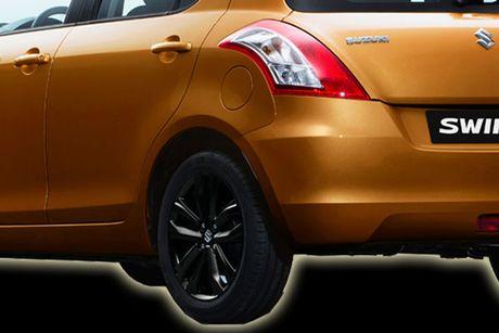 Suzuki ban dac biet Swift Tiger 'chot gia' 339 trieu dong - Anh 5