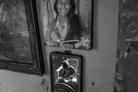Xot xa canh ngo ngheo doi cua nguoi dan Venezuela - Anh 15