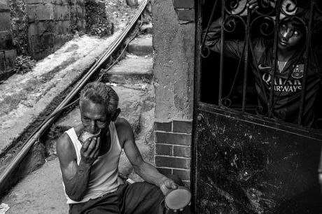 Xot xa canh ngo ngheo doi cua nguoi dan Venezuela - Anh 9