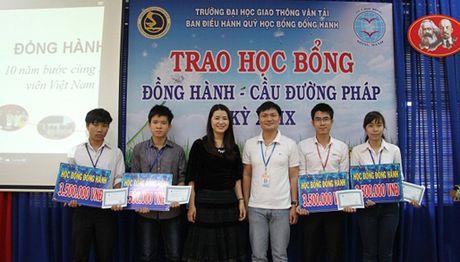 Quy hoc bong buoc cung sinh vien Viet - Anh 1