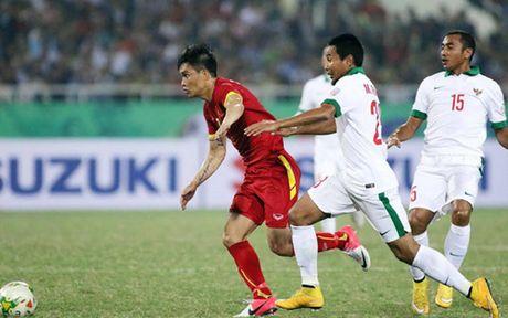 DT Viet Nam khong the vuot qua Indonesia - Anh 1