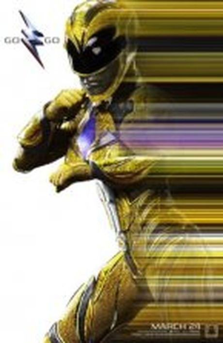 Moi xem teaser trailer Power Ranger: 5 anh em sieu nhan - Anh 2