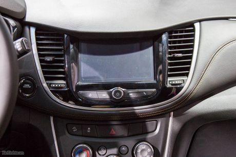 Chevrolet Trax 2017 - Nhua nhin nhu xe 400 trieu, 140 ma luc, gia 769 trieu chua thue - Anh 10