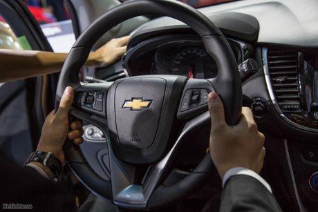 Chevrolet Trax 2017 - Nhua nhin nhu xe 400 trieu, 140 ma luc, gia 769 trieu chua thue - Anh 12