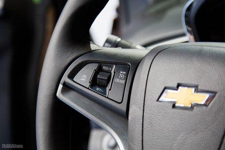 Chevrolet Trax 2017 - Nhua nhin nhu xe 400 trieu, 140 ma luc, gia 769 trieu chua thue - Anh 14