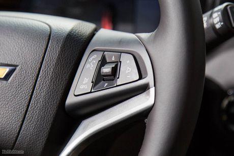 Chevrolet Trax 2017 - Nhua nhin nhu xe 400 trieu, 140 ma luc, gia 769 trieu chua thue - Anh 15