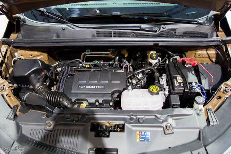 Chevrolet Trax 2017 - Nhua nhin nhu xe 400 trieu, 140 ma luc, gia 769 trieu chua thue - Anh 17
