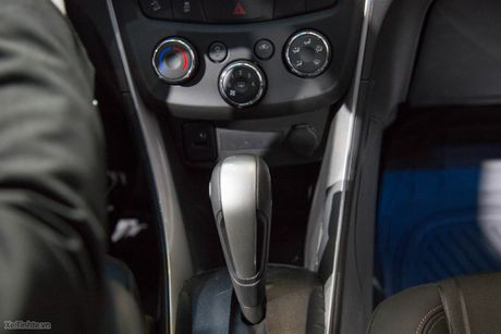 Chevrolet Trax 2017 - Nhua nhin nhu xe 400 trieu, 140 ma luc, gia 769 trieu chua thue - Anh 7