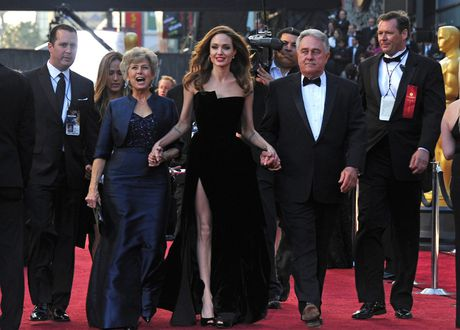Bo me Brad Pitt cuc tuc gian voi Angelina Jolie - Anh 1