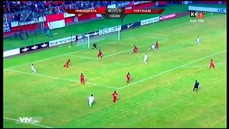 Indonesia - Viet Nam 2-2: Cong lam, thu pha - Anh 2