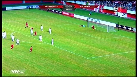 Indonesia - Viet Nam 2-2: Cong lam, thu pha - Anh 3