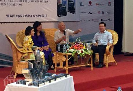 Nguyen Pho Thu tuong Vu Khoan: Chieu sau cua ngoai giao la van hoa - Anh 1